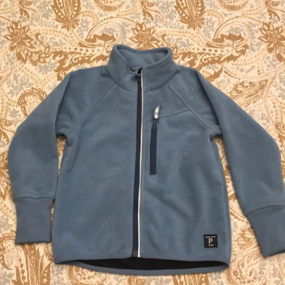 Pyret Wind Fleece Jacket Baby Polarn O